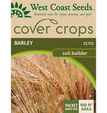 Barley Cover Crop Seeds