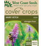 Hairy Vetch Cover Crops Seeds