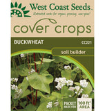 Buckwheat Cover Crops Seeds
