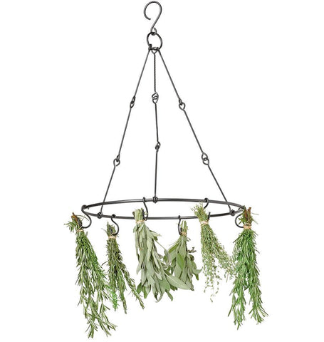 Metal Herb Drying Rack