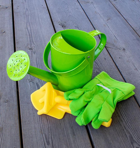 Jr. Watering Can Set