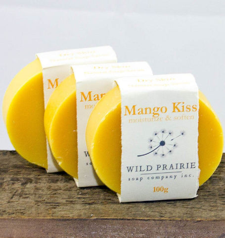 Mango Kiss Soap