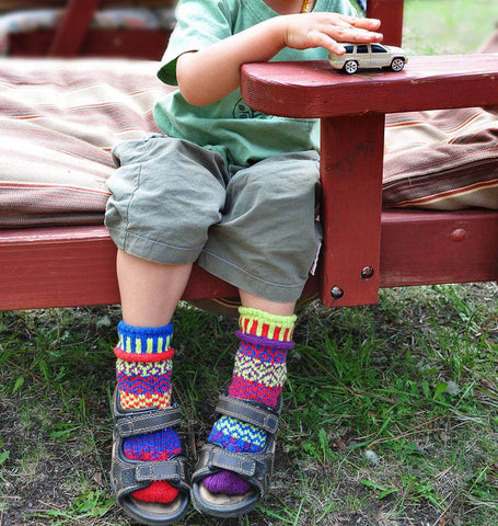 Solmate Cotton Socks for Kids