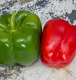 California Wonder Sweet Pepper Seeds PP620 1
