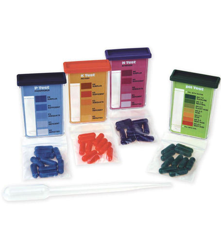 Rapitest Soil Test Kit - ZHG105