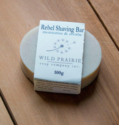 Rebel Shave Soap