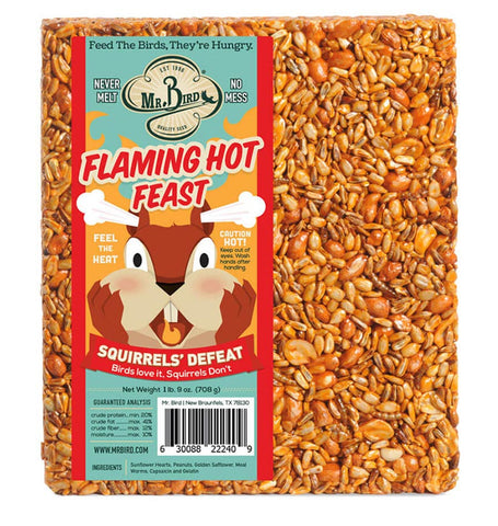 Flaming Hot Feast Seed Cake XL