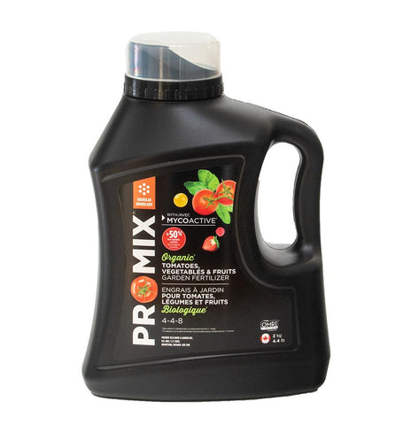 ProMix Organic Vegetable and Herb Shaker 4-4-8