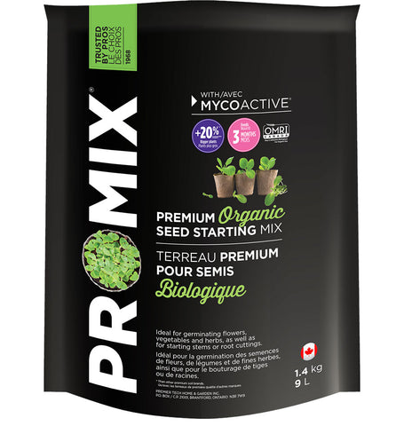 ProMix Organic Seed Starting Mix