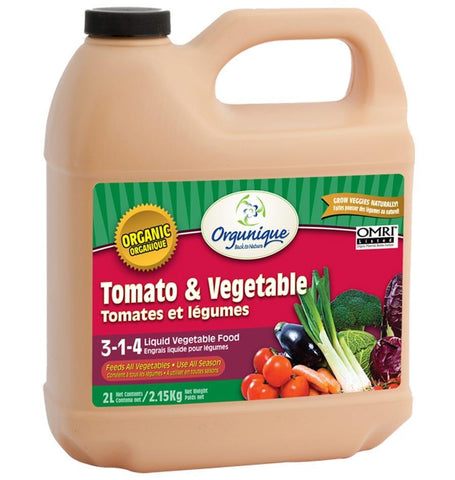 Tomato and Vegetable Formula 3-1-4