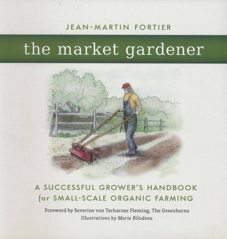Book the market gardener ZBK788 1