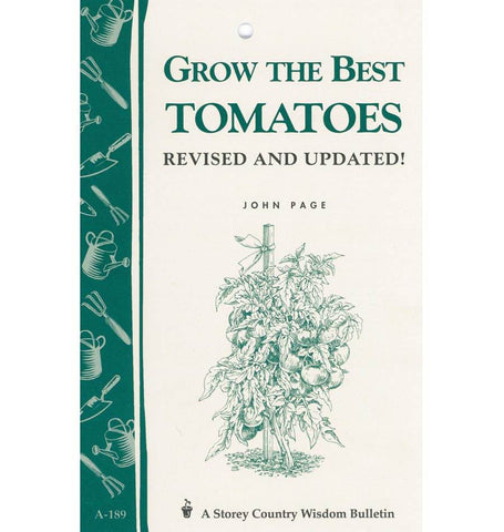 Book Grow the best tomatoes ZBK815-1