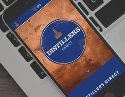Now delivering Europe-wide with Distillers Direct
