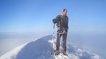 Tim summits Mont Blanc despite hazardous conditions