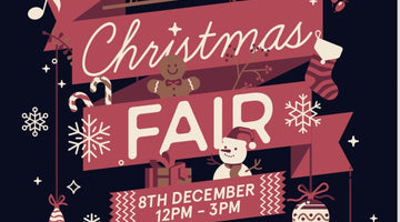 Raising the Bar at the Christmas Fair!