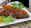 #TasteZen Crispy Fried Fish Thai Style