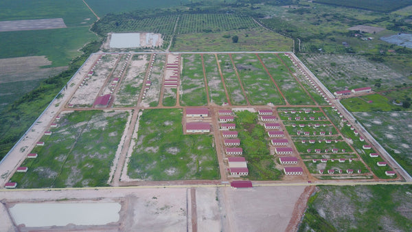 New Cambodian Fireworks Factory
