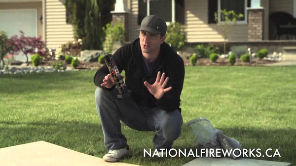 CNFA Fireworks Safety PSA
