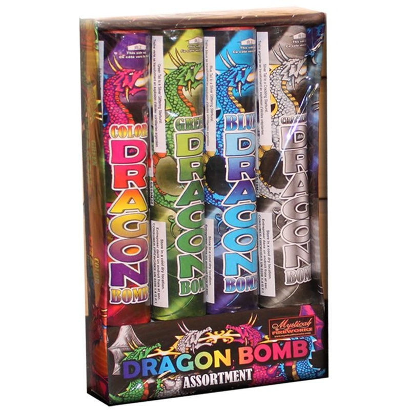 Dragon Bombs