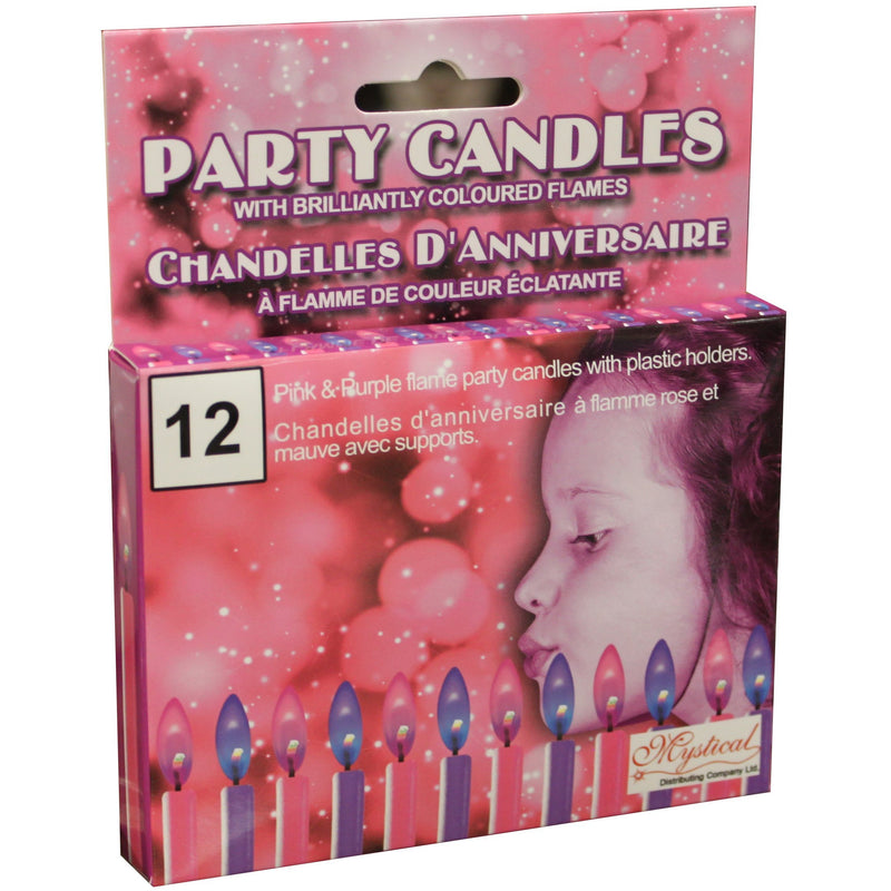 Party Candle Displayer