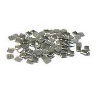 Orthodontic Bonding Pads are made with orthodontic stainless steel foil mesh laminate.