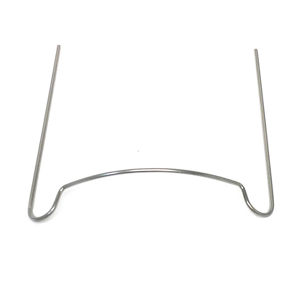 Our Labial Bow Archwires (also called Hawley Labial Wire) are manufactured in small or regular loop, using high quality, bright finish medium-hard (3/4 hard) stainless steel wire