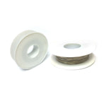 Orthodontic Silver Solder can be used to braze gold, silver or stainless steel.