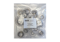 Bag of Solder ends (025 Orthodontic Silver Solder, 5 DWT)