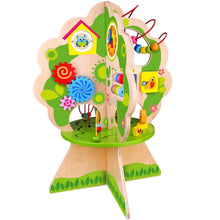 Multi Activity Center Tree, Table Top Adventures