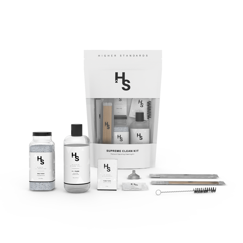 Higher Standards Supreme Clean Kit - Kronico Limited