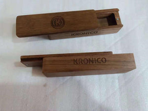 Kronico Black Walnut Stash Box - Kronico Limited