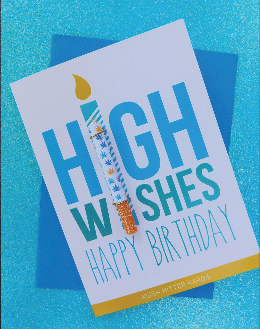 High Wishes - Kronico Limited
