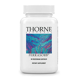 Iron and essential B vitamins and vitamin C in a complete blood-building formula