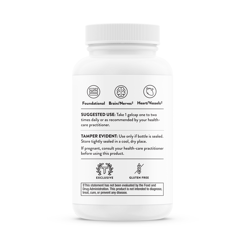 Q-Best 100 by Thorne Research 60 capsules