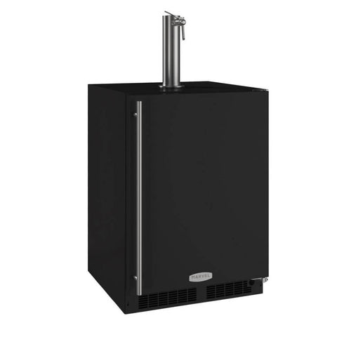 Image of Marvel 24 Inch Built-in Indoor Beer Dispenser, 5.7 Cu. Ft. Capacity
