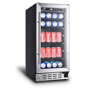Sunpentown 92 Can Beverage Cooler (Model: BC-92US)