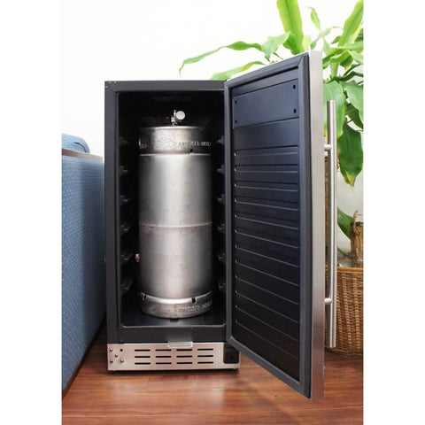 Image of Sunpentown Stainless Steel Under-Counter Beer Froster (Model:BF-314U)