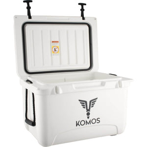 KOMOS Rotomolded Rubicon Cooler (Model: D1916)