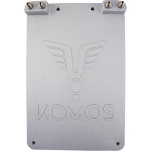 KOMOS XL Two Lines Jockey Box Slimline Cold Plate (Model: D1917)