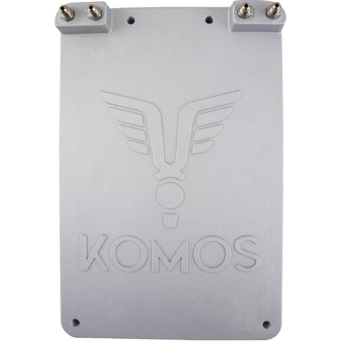 Image of KOMOS XL Two Lines Jockey Box Slimline Cold Plate (Model: D1917)