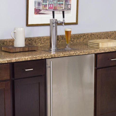 Image of Marvel Double Tap Draft Beer Dispenser Tower Kit