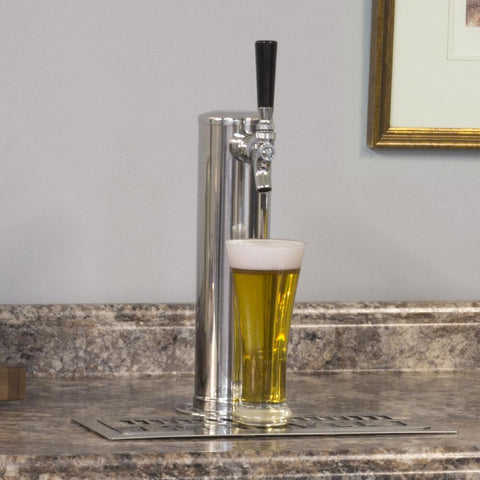 Marvel Single Tap Draft Beer Dispenser Tower Kit