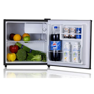 RF-164SS: 1.6 cu. ft. Stainless Refrigerator with Energy Star