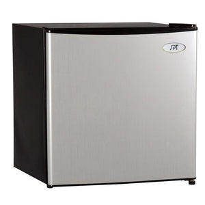 Sunpentown 1.7 cu. ft. Stainless Steel Refrigerator (Model:RF-172SS)