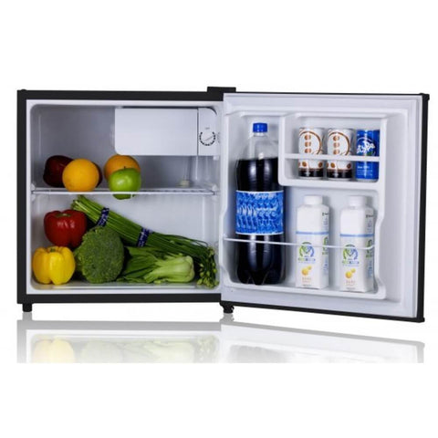 Image of Sunpentown 1.7 cu. ft. Stainless Steel Refrigerator (Model:RF-172SS)