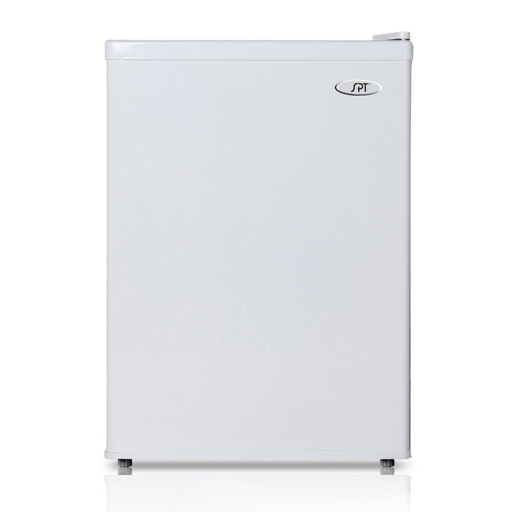 Sunpentown 2.4 cu. ft. White Compact Refrigerator with Energy Star  (Model: RF-244W)