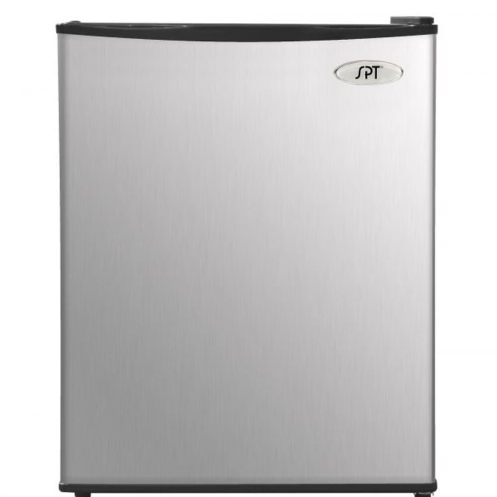 Sunpentown 2.4 cu. ft. Stainless Steel Compact Refrigerator  with Energy Star  (Model: RF-245SS)