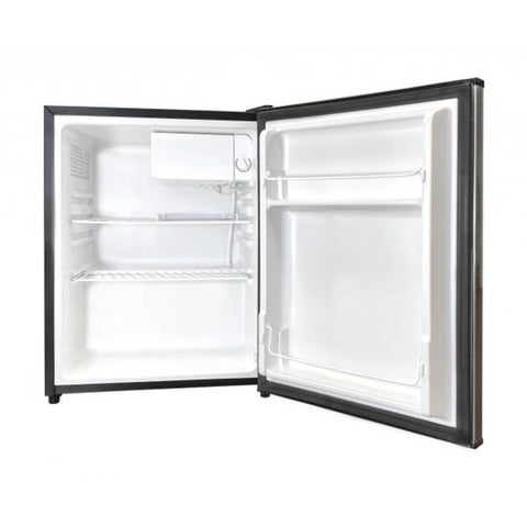 Image of Sunpentown 2.4 cu. ft. Stainless steel Compact Refrigerator  with Energy Star  (Model: RF-245SS)