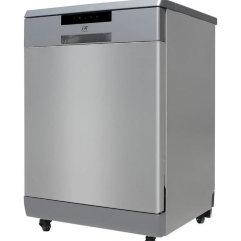 "Sunpentown Energy Star 24"" Stainless Steel Portable Dishwasher (SD-6513SS)"