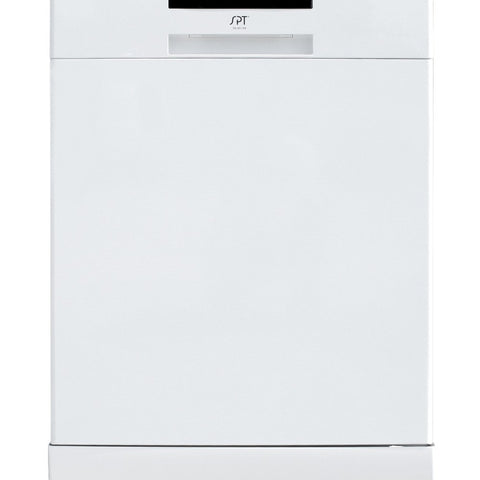 "Sunpentown Energy Star 24"" White Portable Dishwasher (SD-6513W)"